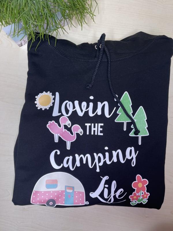 Camping life   hoodie