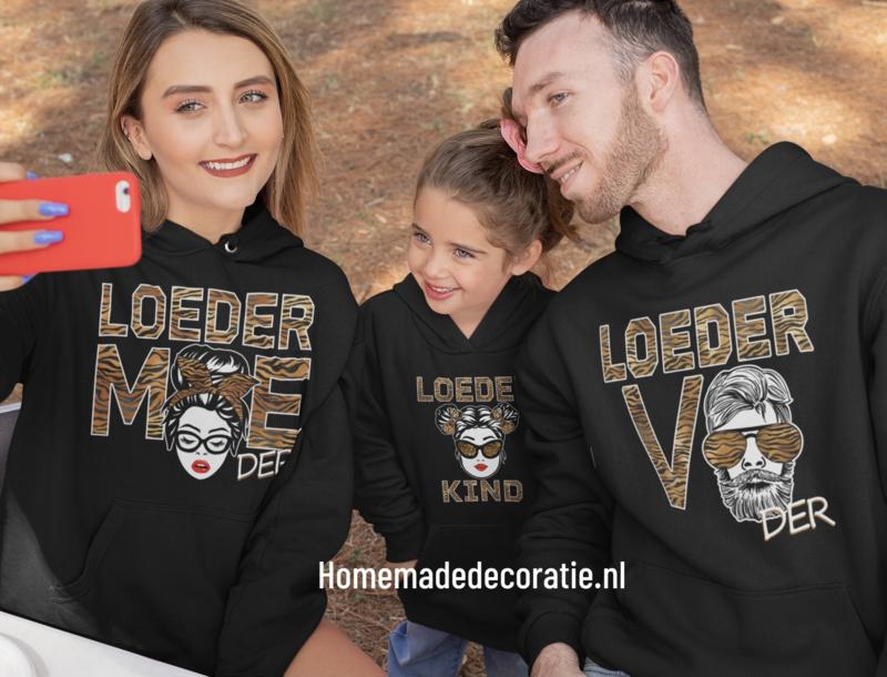 Vader ,Moeder & Kind set loeder moeder/vader  /kind