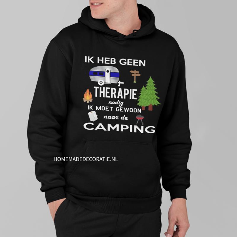Camping hoodie full 2021