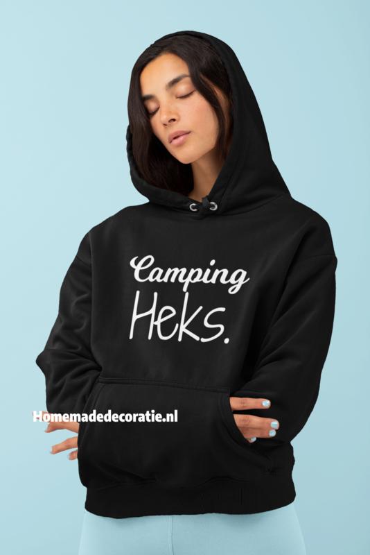 Camping heks hoodie