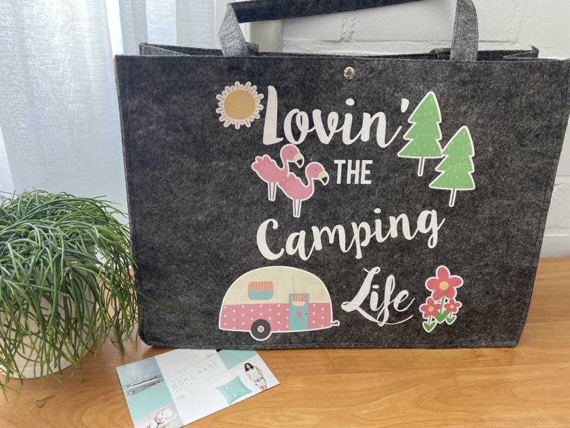 camping tas lovin