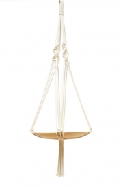 macrame hanger cotton #0502