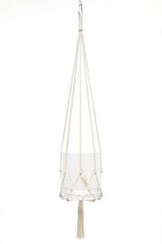 macrame hanger cotton #0401
