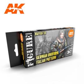 AK11681 3rd Gen GERMAN UNIFORM ITALIAN PATTERN