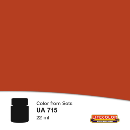 UA715 LifeColor Warm Light Shade (22ml) FS30115