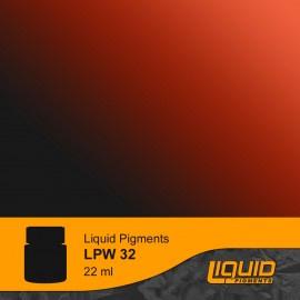 LPW32 Lifecolor Liquid Pigment Light Red 22ml