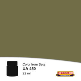 UA450 	LifeColor Russian M35-41 Trousers (22ml) Part of CS42