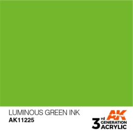 AK11225 LUMINOUS GREEN – INK