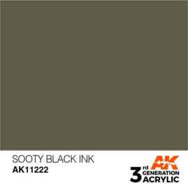 AK11222 SOOTY BLACK – INK