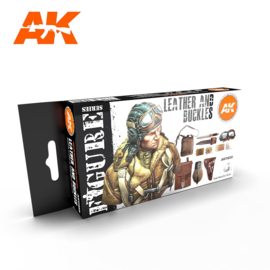 AK11620 3rd Gen LEATHER AND BUCKLES
