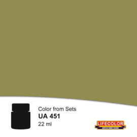 UA451 	LifeColor Russian M43 Trousers (22ml) Part of CS42