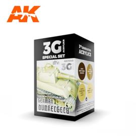 AK11640 GERMAN DUNKELGELB MODULATION SET