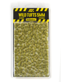 AK8123 Wild tufts 5mm