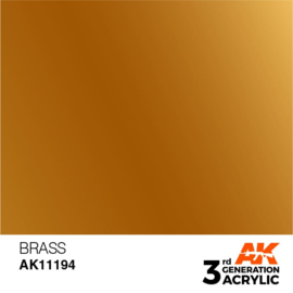 AK11194 BRASS – METALLIC