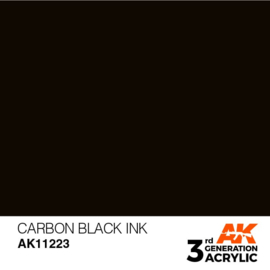 AK11223 CARBON BLACK – INK