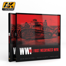 AK273 WWI The first mechanized war