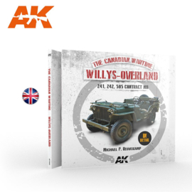 AK130002 WILLYS – OVERLAND (CANADIAN)