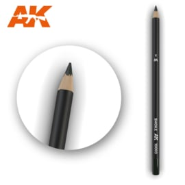 AK10003 Single pencil Smoke