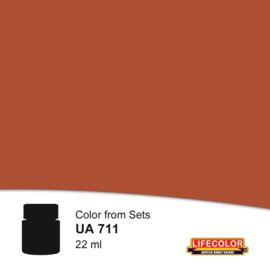 UA711  LifeColor Flesh 1° shadow (22ml) FS31090