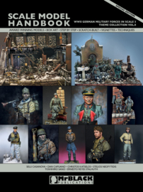 MB-TC08 WWII German Military Forces in Scale 3, Theme Collection Vol.8(English)