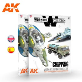 AK4903 WORN ART COLLECTION 02 – CHIPPING