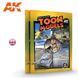 AK911 HOW TO MAKE TOON MODELS TUTORIAL