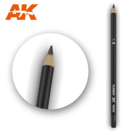 AK10002 Single pencil Rubber