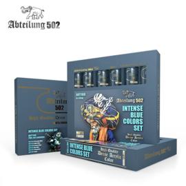 ABT1168 Abteilung502 Intense Blue Colors set