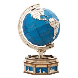 ST002 Robotime The Globe Houten puzzel/Kit) (+/- 50cm x 25cm)