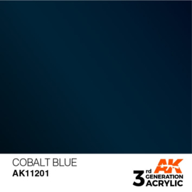 AK11201 COBALT BLUE – METALLIC