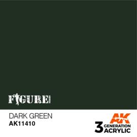 AK11410 DARK GREEN