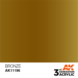 AK11196 BRONZE – METALLIC