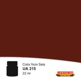 UA215 ROSSO RUGGINE