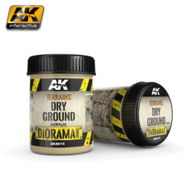 AK8015 AK Interactive Terrains Dry Ground (250ml)