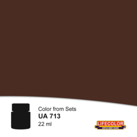 UA713  LifeColor Warm Dark Shade (22ml) FS36044