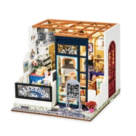 DG143 Robotime Nancy's Bake Shop  (DIY kit approxx 1:24)