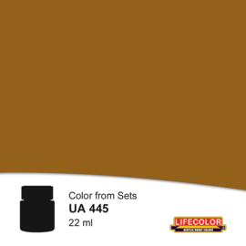 UA445 	LifeColor Leather Jacket (22ml) part of CS41