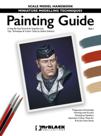 MB-PG01 MrBlack Painting Guide 1 (English)