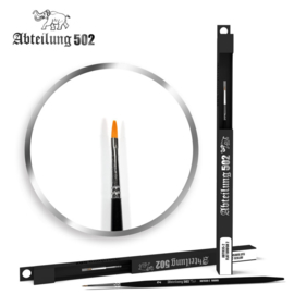 ABT835-2 Flat Brush 2