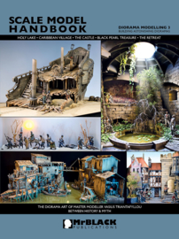 """MB-DM03 DIORAMA MODELLING 3  """"The Diorama Art - Between History and Myth""""  (English)"""