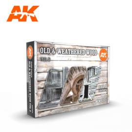AK11674  3rd Gen OLD & WEATHERED WOOD VOL 2