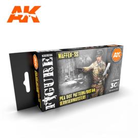AK11623 3rd Gen PEA DOT PATTERN/DOT44 (ERBSENMUSTER)