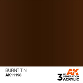 AK11198 BURNT TIN – METALLIC