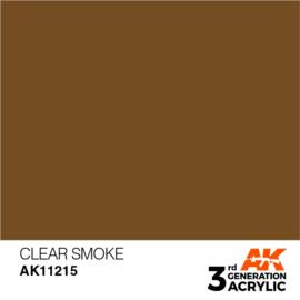AK11215 CLEAR SMOKE – STANDARD