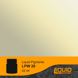 LPW20  LifeColor Liquid Pigments Dried Salt (22ml)