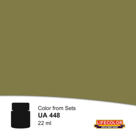 UA448 LifeColor Russian M35-41 Tunic (22ml) Part of CS42