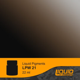 LPW21 LifeColor Liquid Pigments Smoke (22ml)