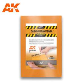 AK8092 Carving Foam 10mm A5