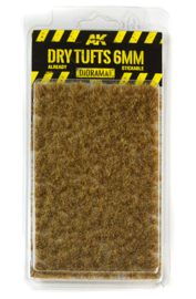 AK8117 Dry tufts 6mm