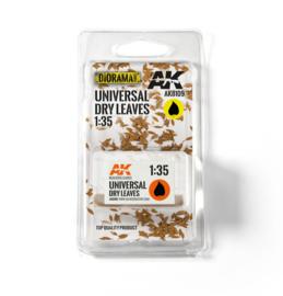 AK8109 Universal Dry Leaves 1:35